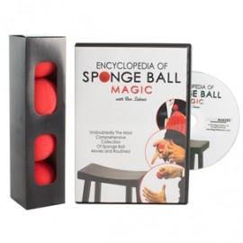 Encyclopedia of Sponge Ball Magic