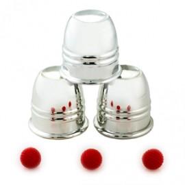 Aluminum Cups & Balls