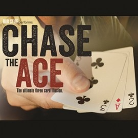 Chase The Ace - The Ultimate 3 Card Trick