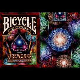 Bicycle Fireworks Deck