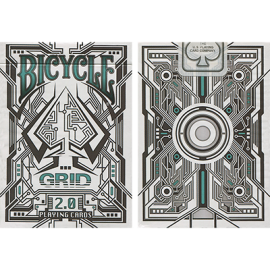 Bicycle Grid Deck 2.0 (Original Very Rare)