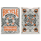 Bicycle Ultimate Universe Deck (Gray Scale)