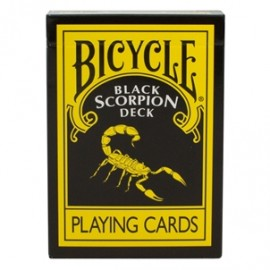Bicycle Black Scorpion Deck