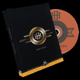Hidden Hand (W/DVD & Gimmick)