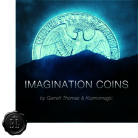 Imagination Coins US Quarter (W/DVD & Gimmick)