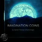 Imagination Coins US Quarter (W/DVD & Gimmick)