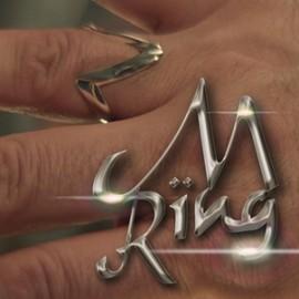 M Ring w/Instructional DVD  Medium Size