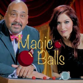 Magic Balls w/Instructional DVD