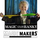 Magic Color Changing Trick Hanky