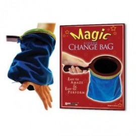 Magic Zipper Change Bag (Blue)