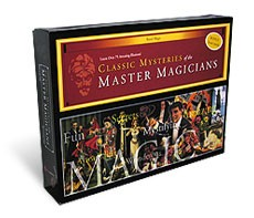 Classic Mysteries of Master Magician's Magic Set