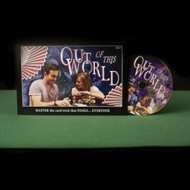 Out Of This World  Closeup Pad Kit  w/Instructional DVD
