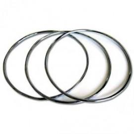 Perfect Linking Rings (Secret Gravity Locking Design)