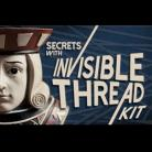 Secrets With Invisible Thread Kit (w/Instructional DVD)