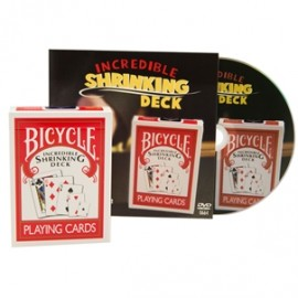 Incredible Shrinking Deck-Bicycle (w/DVD)