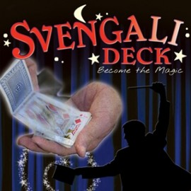 Svengali Deck (Poker Size)