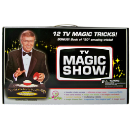 Marshall Brodien TV Magic Set