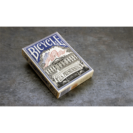 US President Playing Cards (Blue)