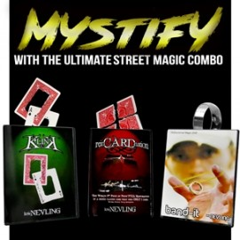 Ultimate Street Magic Combo (3 DVDs)