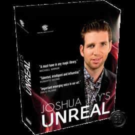 Unreal (By Joshua Jay & Luis De Matos) DVD Set