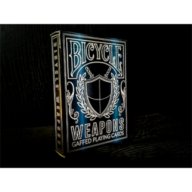 Bicycle Weapon Deck (Gaffed w/Video Instructions)